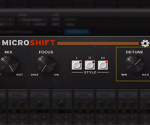 Review: SoundToys MicroShift by Zach McNees