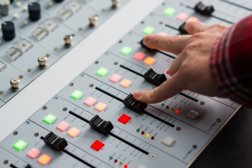 Rupert Neve Designs Announces Swiftmix Motorized Fader
