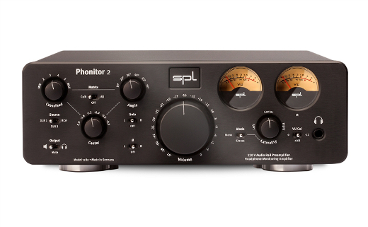 Now there's something meatier -- the SPL Phonitor 2.